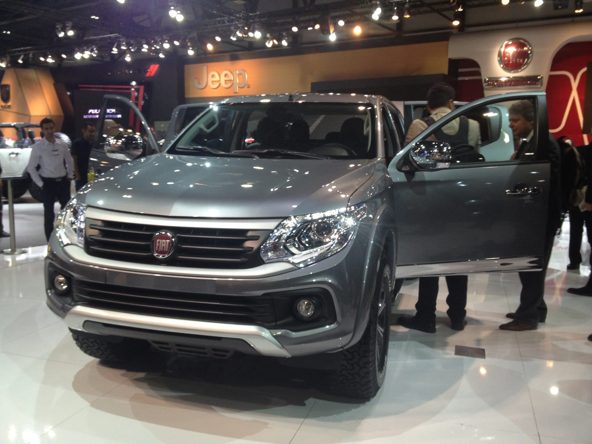 FIAT ESTREIA PICK-UP FULLBACK